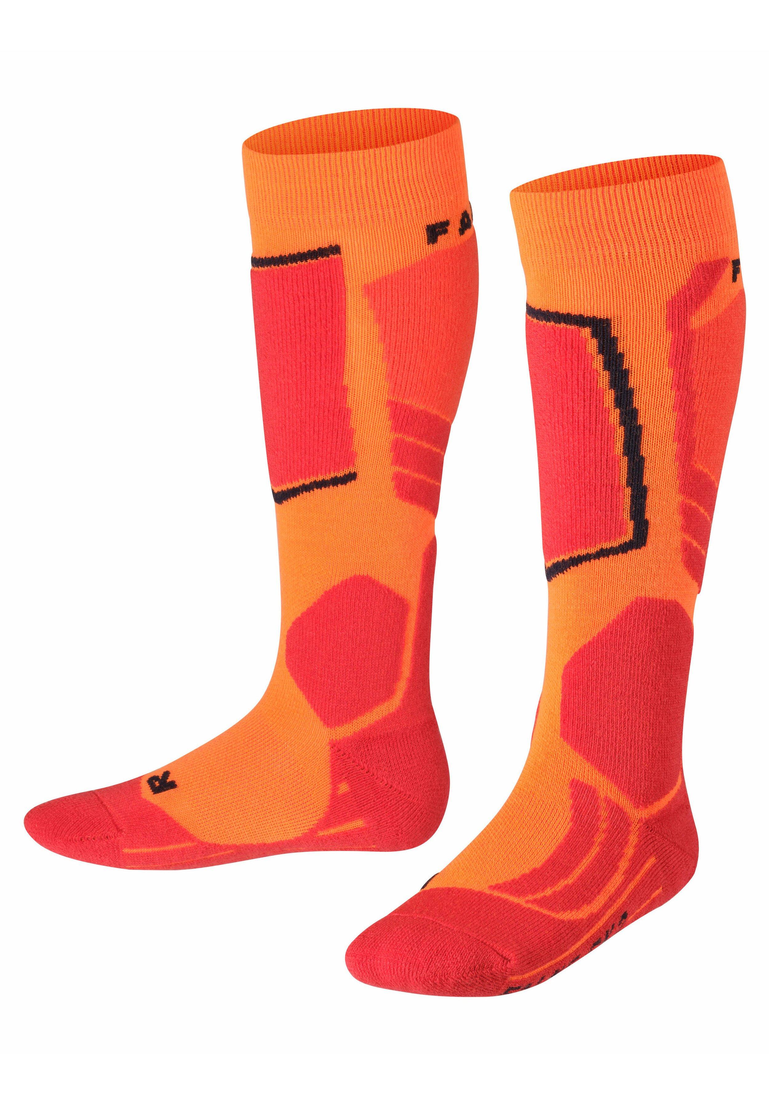 Enfant SK2 - Chaussettes de sport - flash orange