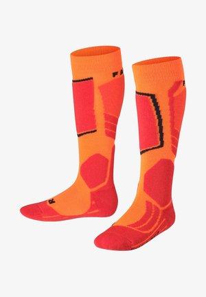 SK2 - Chaussettes de sport - flash orange