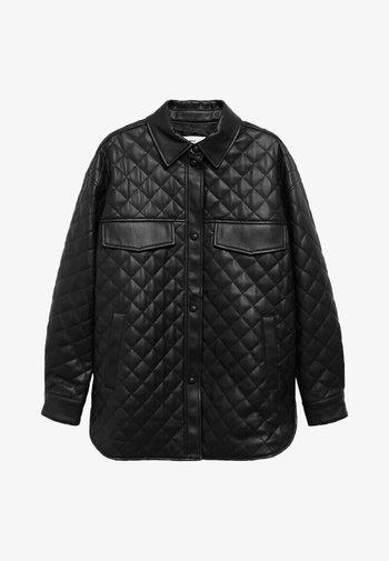 PANDA - Light jacket - zwart