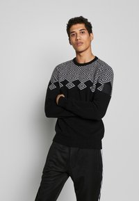 Peak Performance Urban - VERNIS - Jumper - black - 0