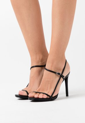 OAKLYN  - High heeled sandals - black