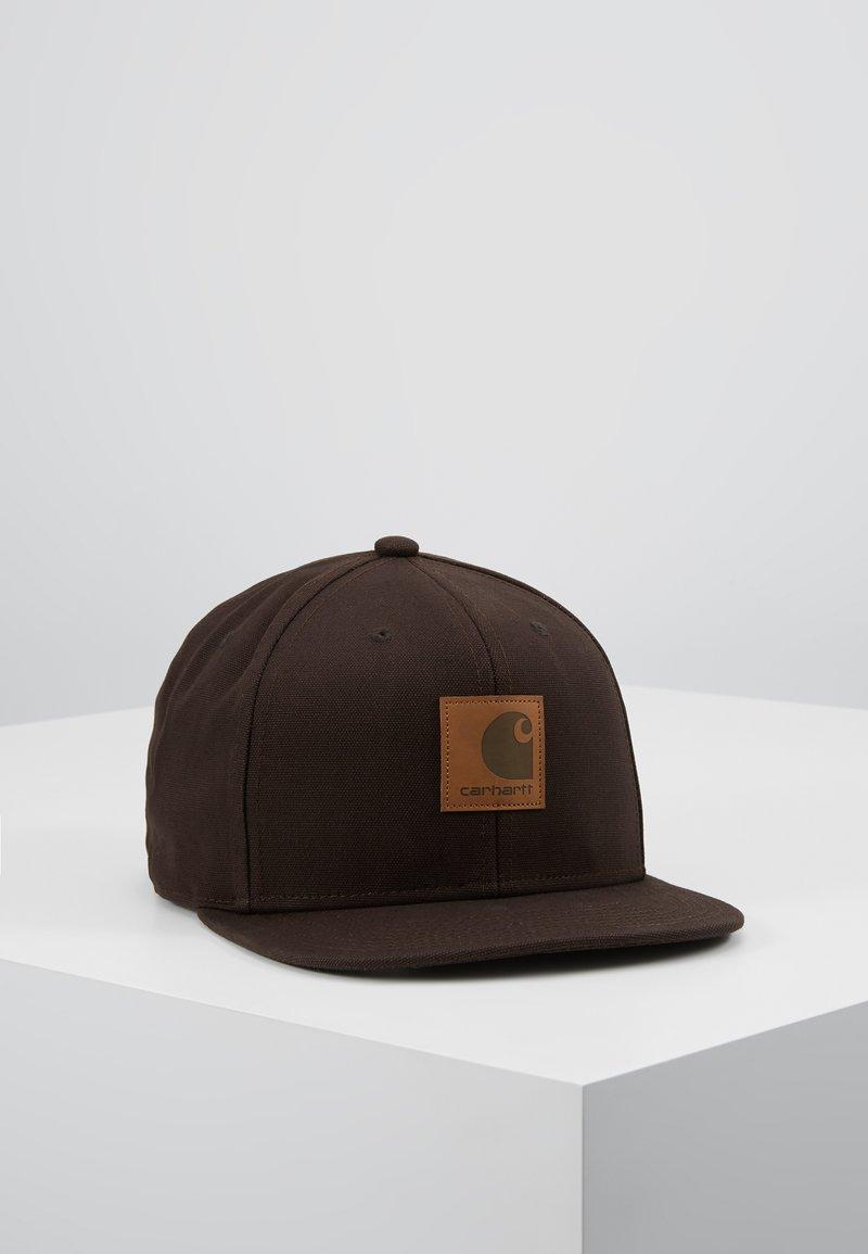 Carhartt WIP - LOGO - Cap - tobacco