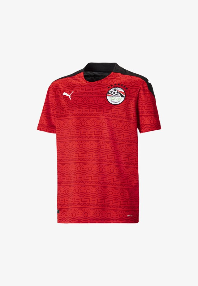 HOME YOUTH - National team wear - puma red-puma white