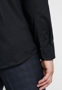 Eterna - SLIM FIT - Kostymskjorta - black - 5