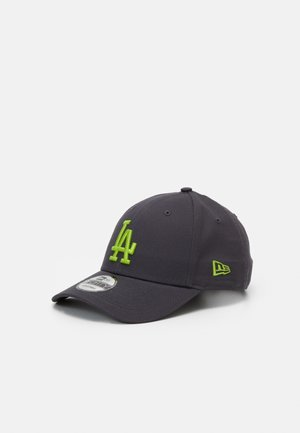 LEAGUE ESSENTIAL 9FORTY UNISEX - Cap - dark grey/light green