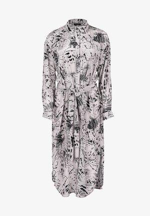 Shirt dress - taupe