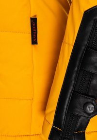 Navahoo - MOON - Winter coat - yellow - 4