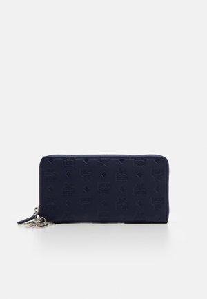 Wallet - navy blue