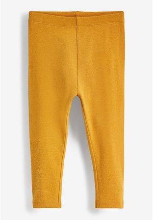Leggings - Trousers - yellow