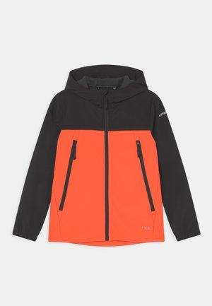 KONAN JR - Soft shell jacket - orange