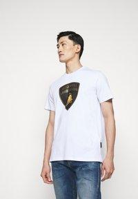 Lamborghini - T-shirt imprimé - white - 3