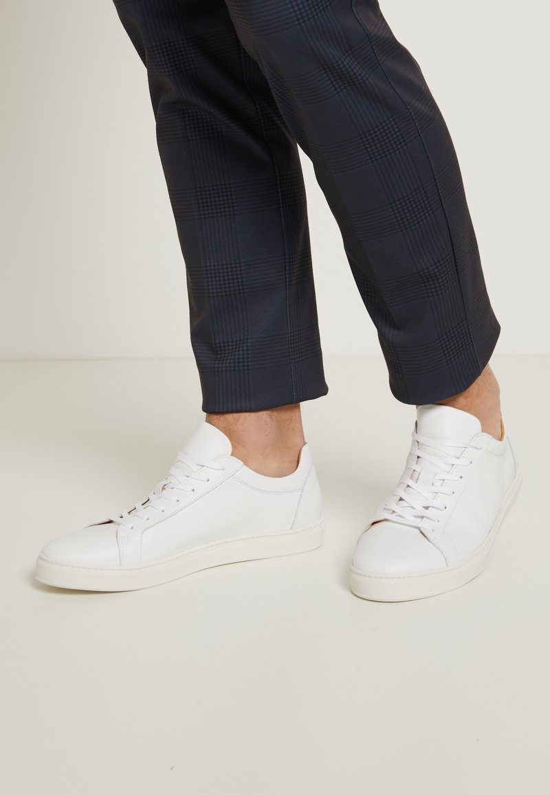 Selected Homme - Sneakers basse - white