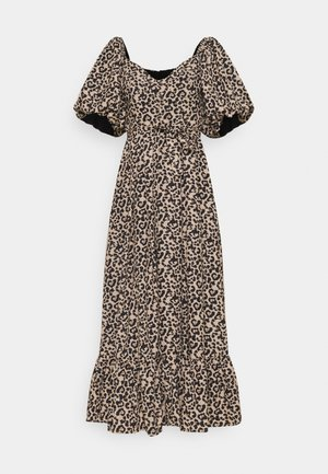 QUICKSTEP MAXI DRESS - Sukienka letnia - brown
