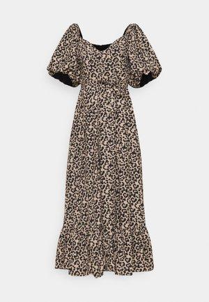 QUICKSTEP MAXI DRESS - Day dress - brown