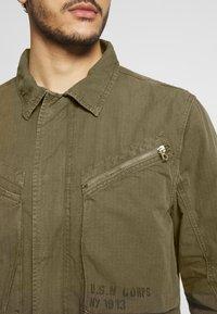 Schott - ADAMS - Summer jacket - khaki - 4
