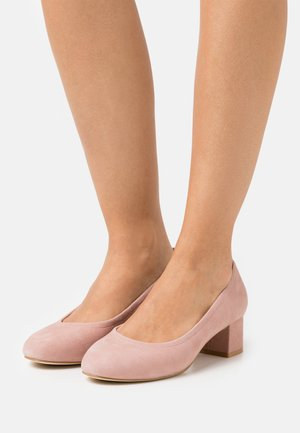 LEATHER COMFORT - Klassiske pumps - pink