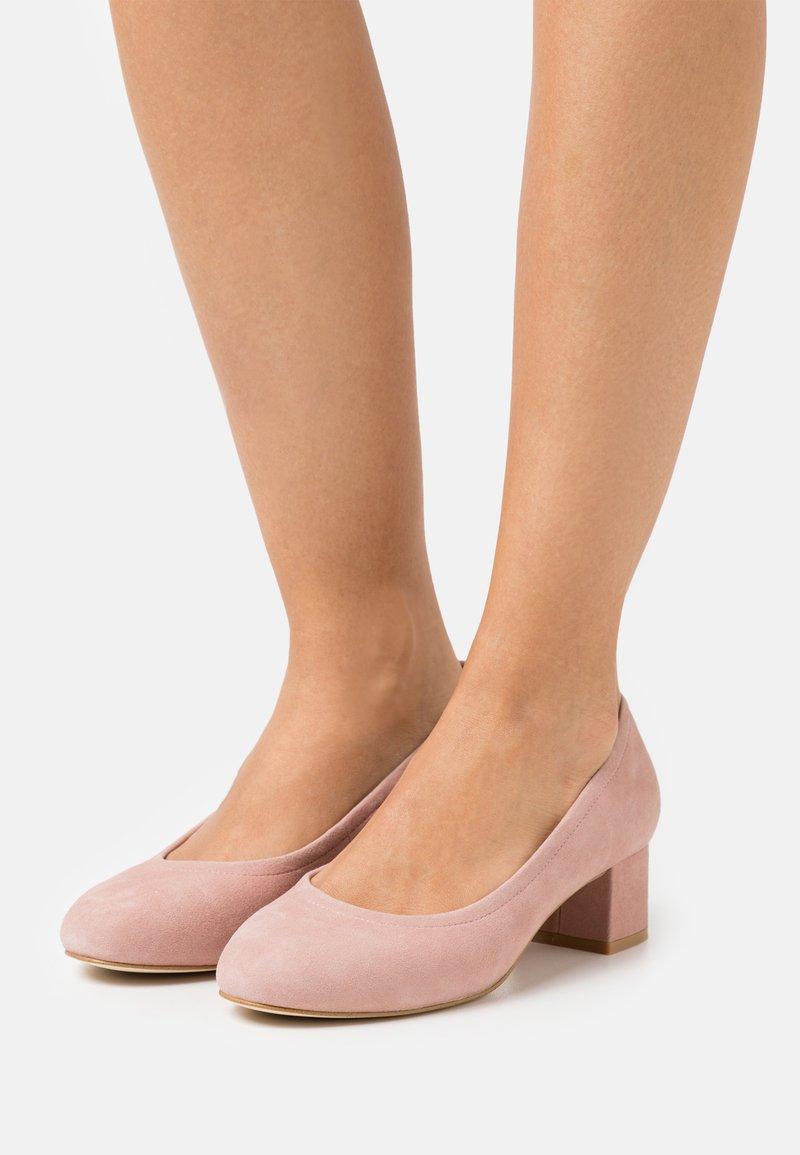 Anna Field - LEATHER COMFORT - Klassieke pumps - pink