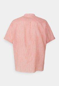 Shine Original - MANDARIN STRIPED SHIRT - Shirt - orange - 1