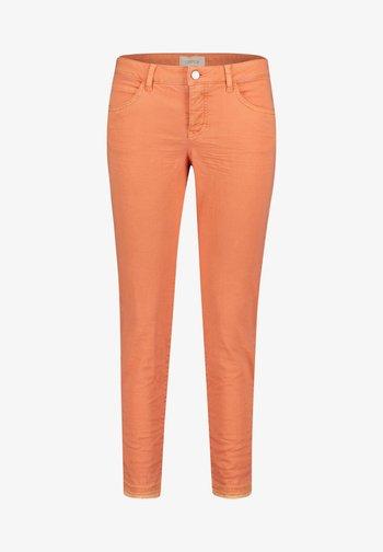 Slim fit jeans - nectarine