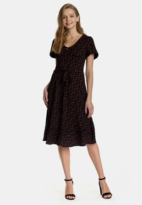 Vive Maria - Day dress - schwarz allover - 0