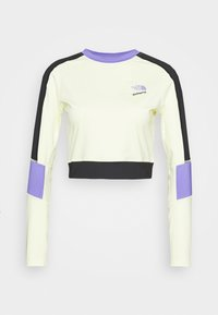 The North Face - EXTREME - Long sleeved top - tender yellow - 4