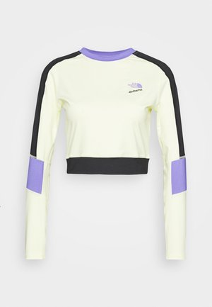 EXTREME - Longsleeve - tender yellow