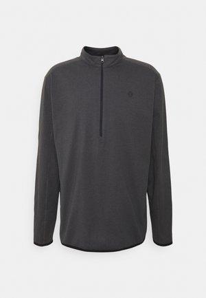 ALL TERRAIN GEAR ZIP - T-shirt à manches longues - black
