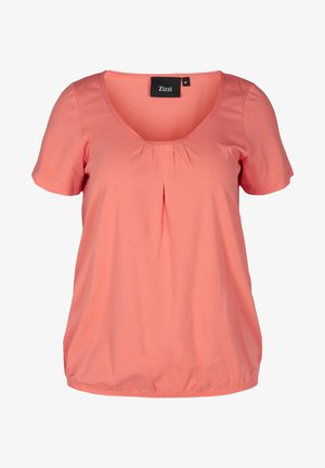 Blusa - living coral