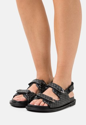 SOJO - Sandals - black