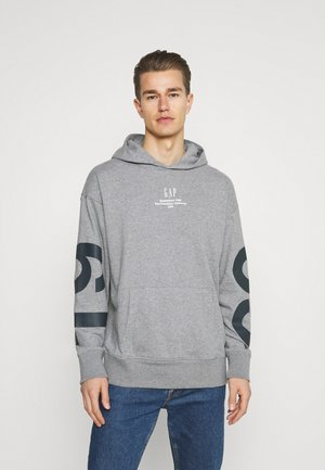 Sweatshirt - med heather grey