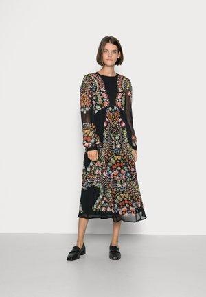 THEATRE - Denní šaty - noir