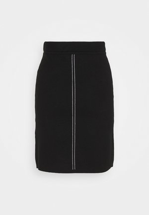 POCKET SKIRT SPECIAL - Pencil skirt - black