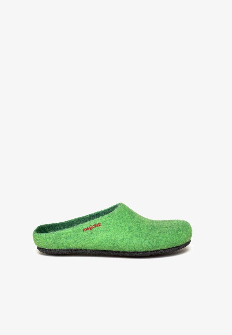 Magicfelt - Slippers - green