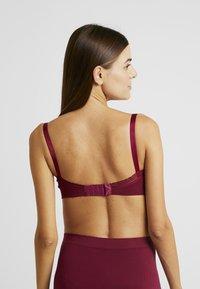 Cache Coeur - MILK MATERNITY NURSING SEAMLESS BRA - T-shirt bra - burgundy - 2