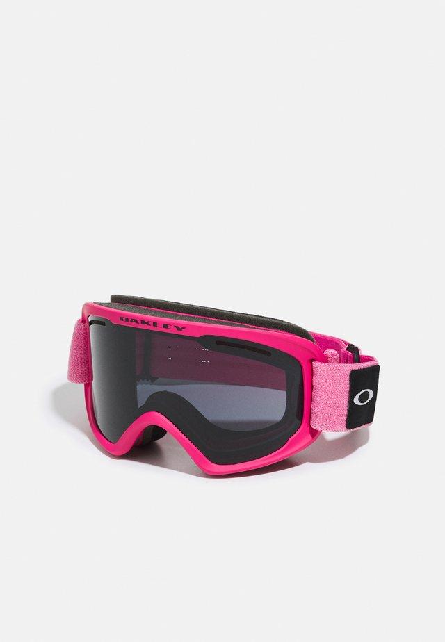 FRAME PRO - Masque de ski - dark grey/persimmon