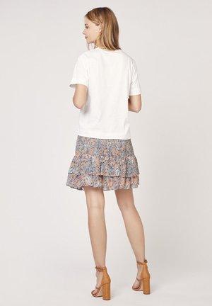 Basic T-shirt - z blanc