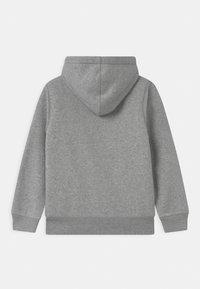 GAP - BOY COZY LOGO - Zip-up hoodie - light grey - 1