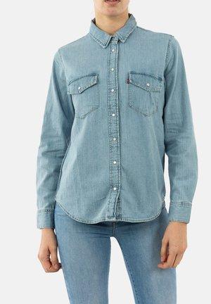 Skjortebluser - bleu