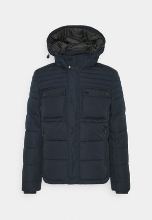 Winter jacket - dark blue