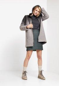 Jack Wolfskin - ICEGUARD SKIRT - Sports skirt - greenish grey - 1