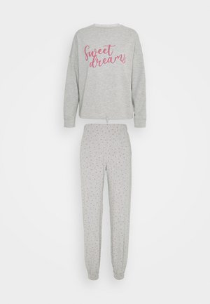 SWEET DREAM PUFF PRINT TWOSIE SET - Pyžamo - pink