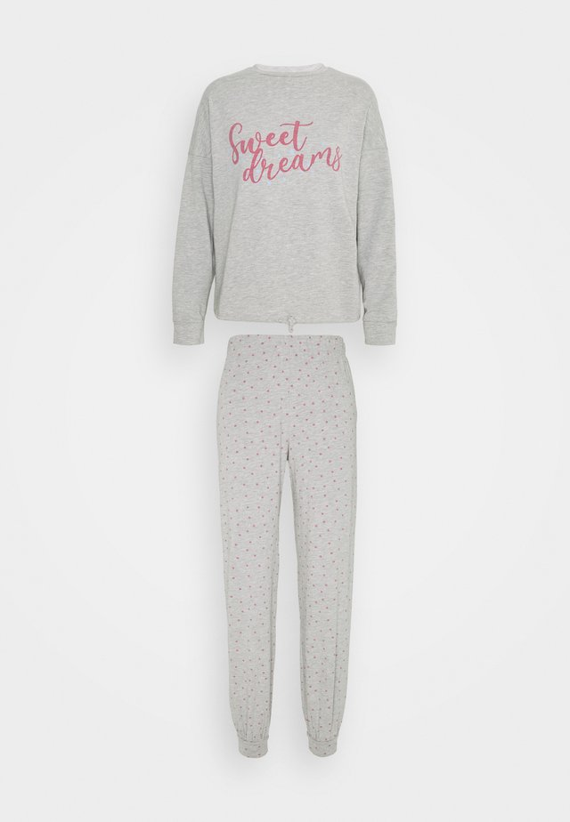 SWEET DREAM PUFF PRINT TWOSIE SET - Piżama - pink