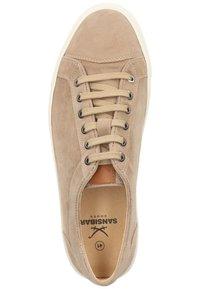 Sansibar Shoes - SANSIBAR SHOES SNEAKER - Sneakers laag - beige - 1