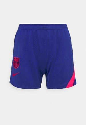 FC BARCELONA DRY SHORT  - Club wear - deep royal blue/light fusion red