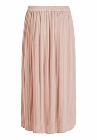 Vila - A-line skirt - pale mauve - 5