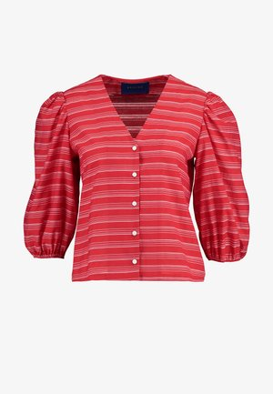 SHEILA BLOUSE - Blouse - red
