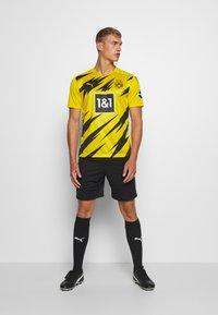 Puma - BVB BORUSSIA DORTMUND HOME REPLICA - Club wear - cyber yellow/black - 1