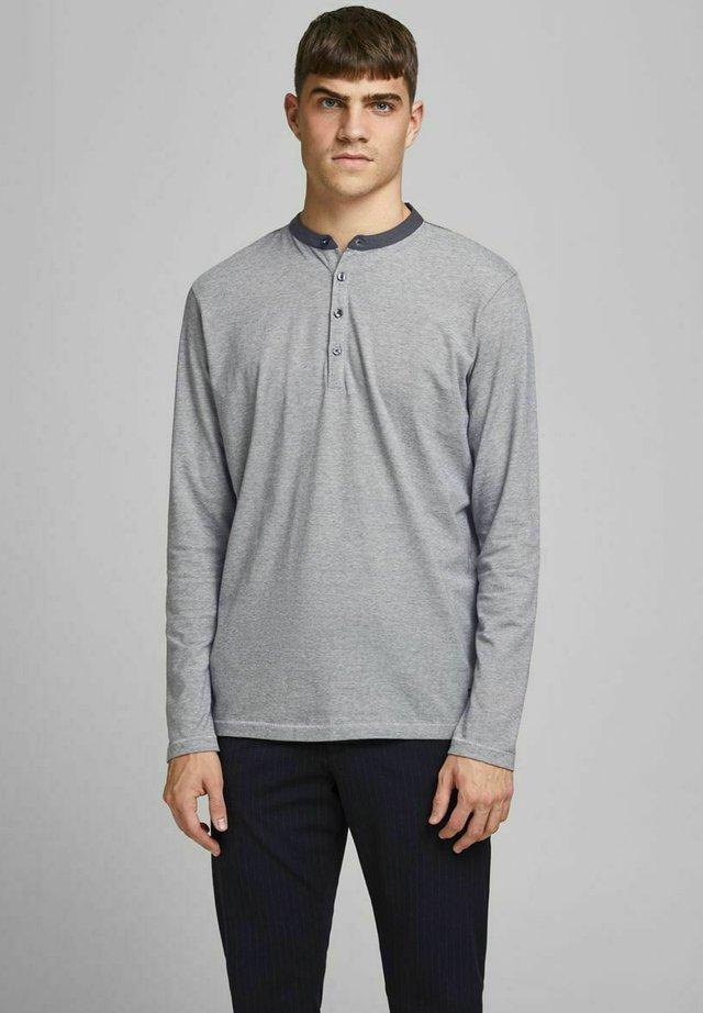 T-shirt à manches longues - ombre blue