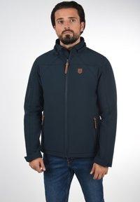 INDICODE JEANS - Outdoor jacket - navy - 4
