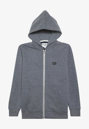 ALL DAY ZIP BOY - Zip-up hoodie - navy
